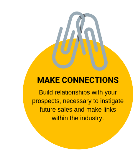 Social Media: Make connections