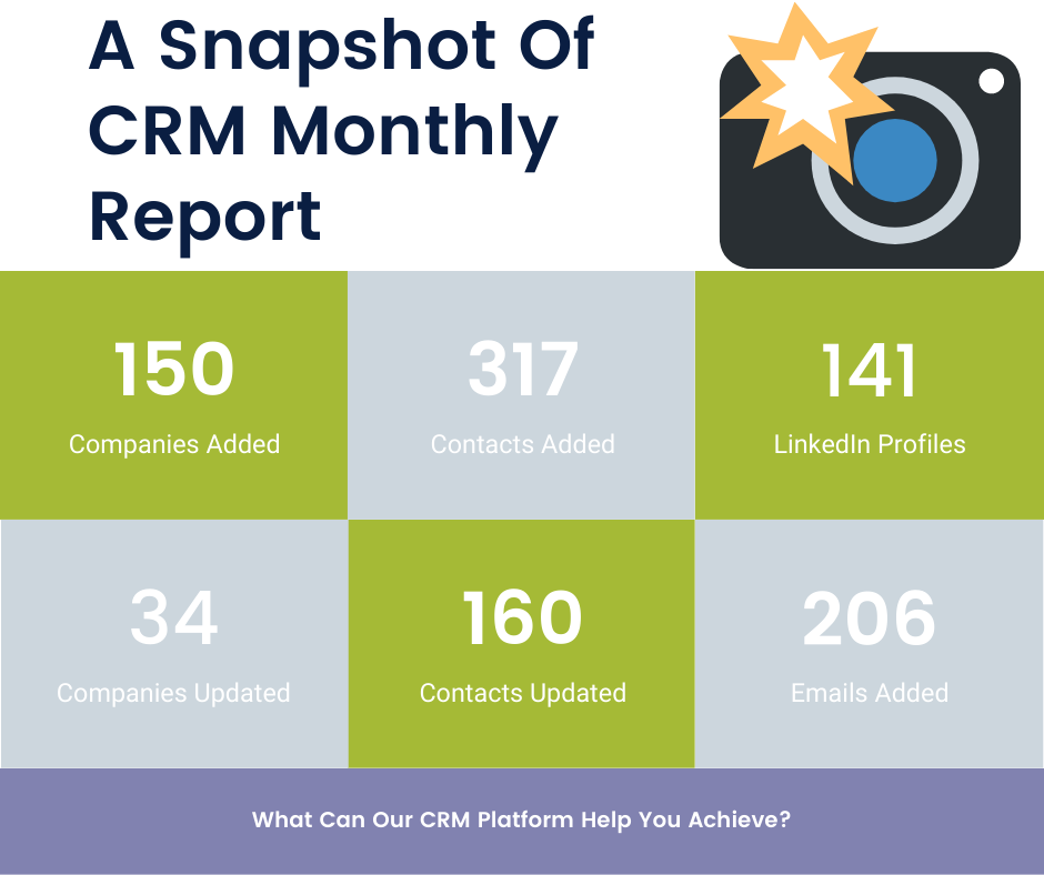 CRM Monthly Report