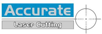 Accurate Laser Cutting