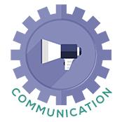 Communication Cog